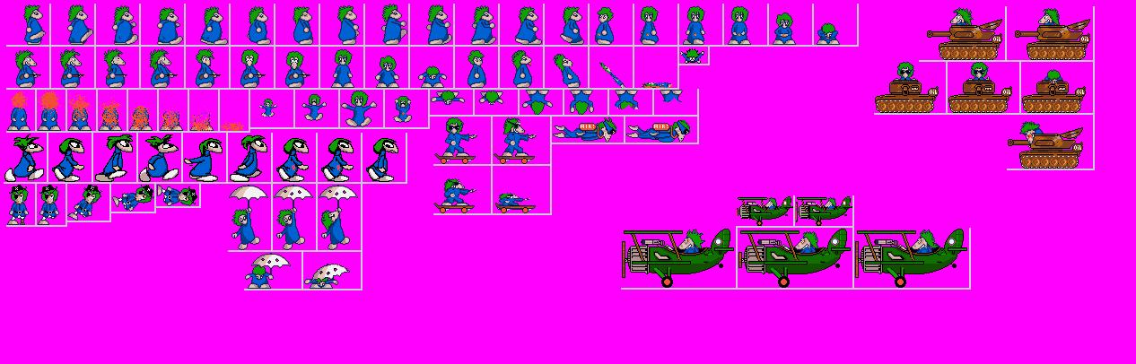 lemmings video game wiki