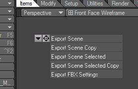 Exporting static FBX with multiple UV maps for unity [Archive